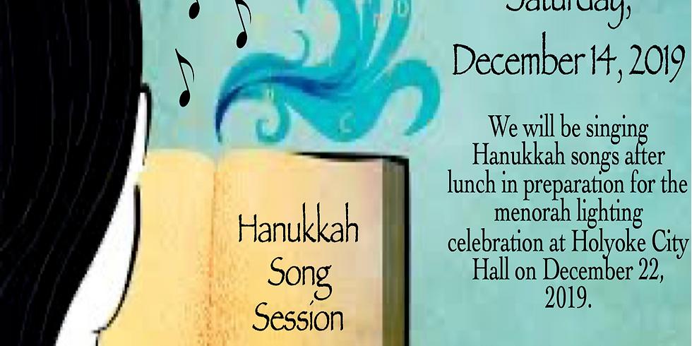 Hanukkah Song Session