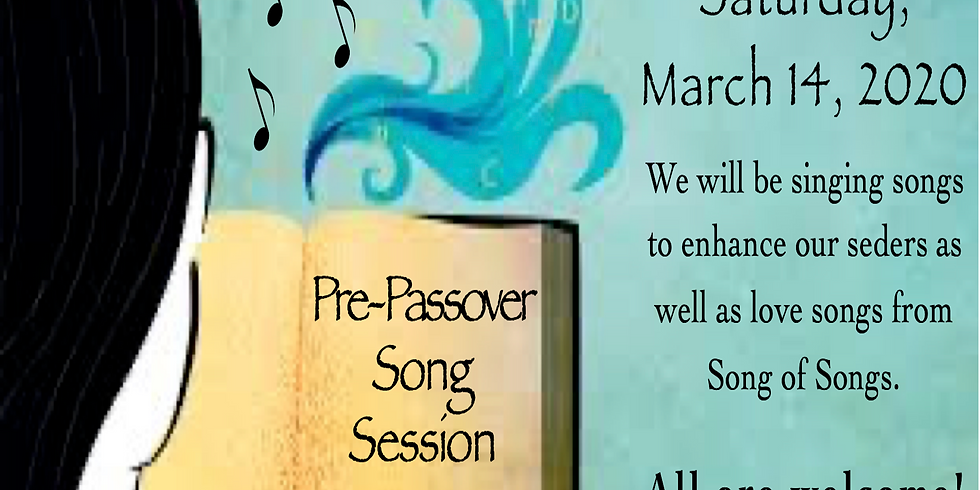March 2020 Song Session