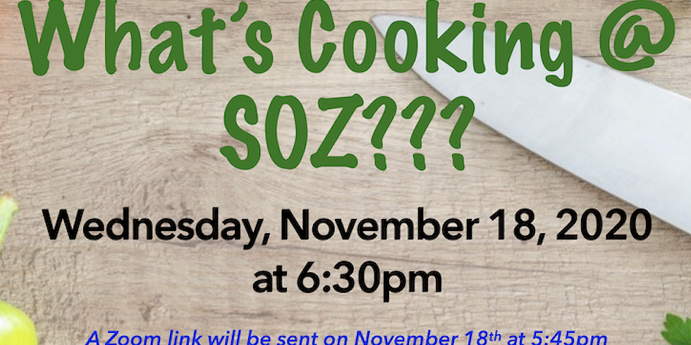 What's Cooking @ SOZ???: Zucchini Loaf