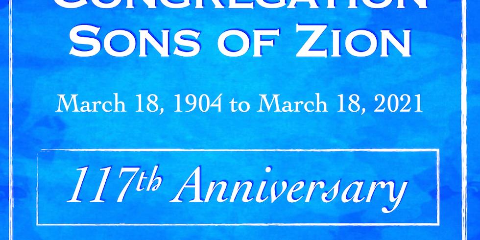 SOZ 117th Anniversary