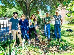 SOZ Garden Clean-Up