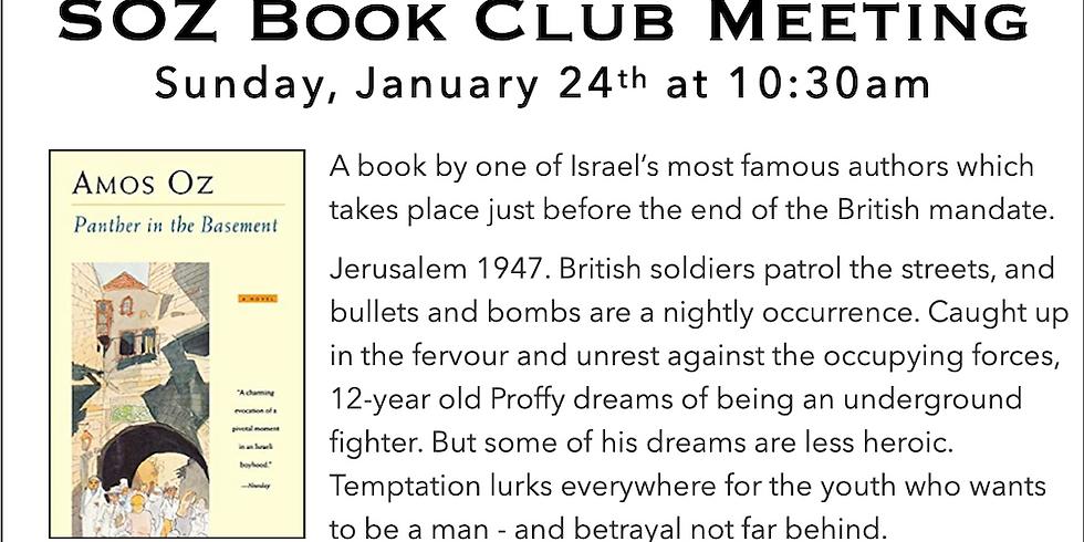 SOZ Book Club