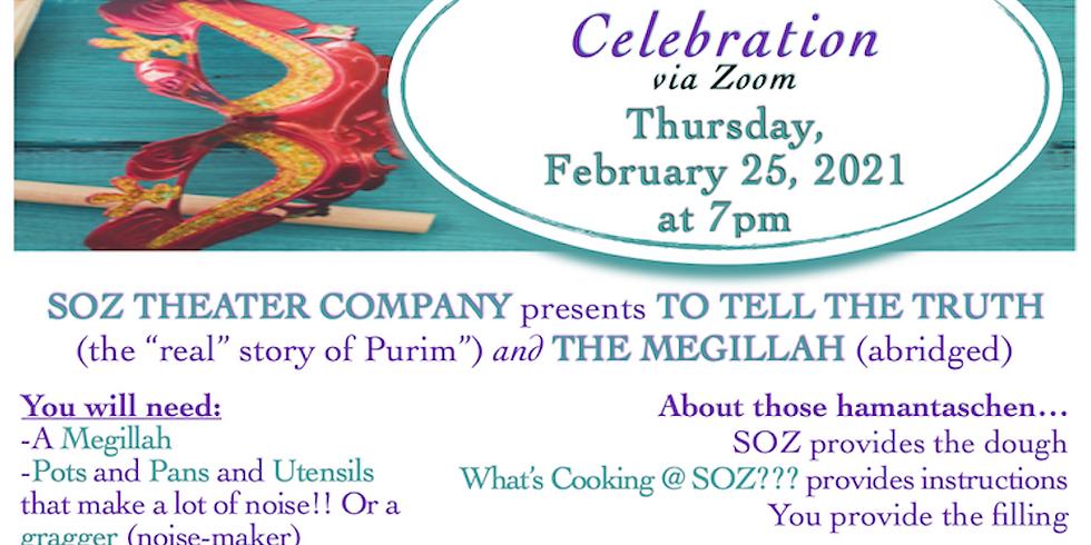 SOZ Purim Celebration