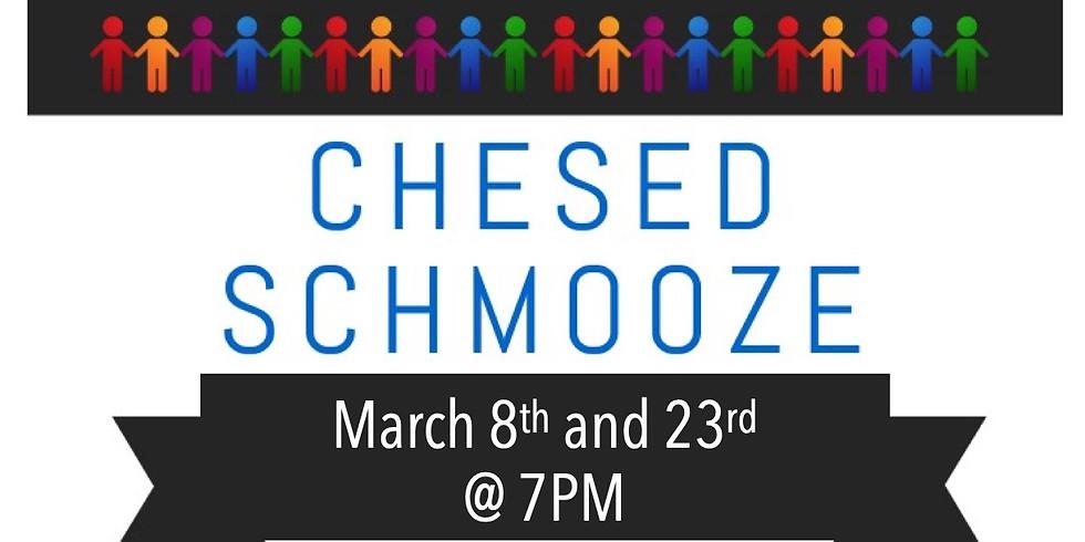 Chesed Schmooze