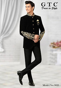 bandgala suit