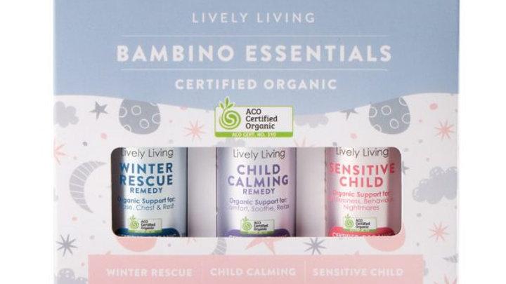Bambino Essentials Trio