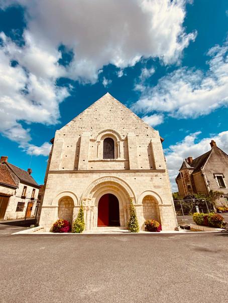 Eglise de La Celle-Guenand
