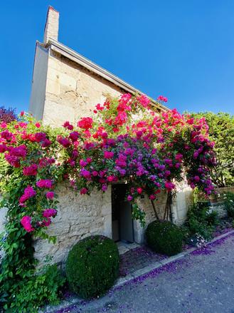 Gîte Le Lavoir aux Roses
