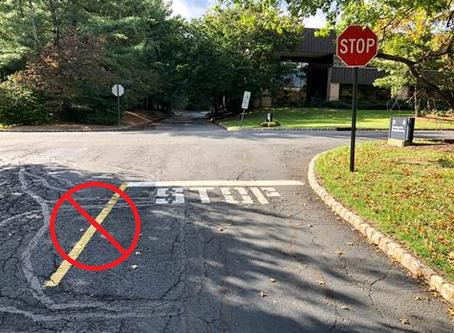 Traffic Engineering Tip: Stop Signs