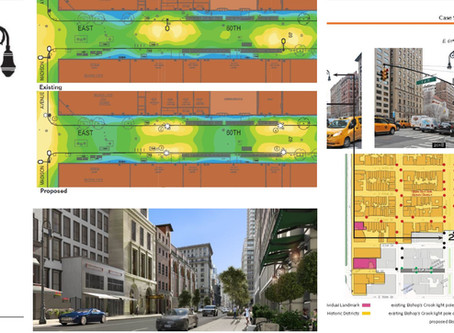 Street Lighting Design Approved in NYC