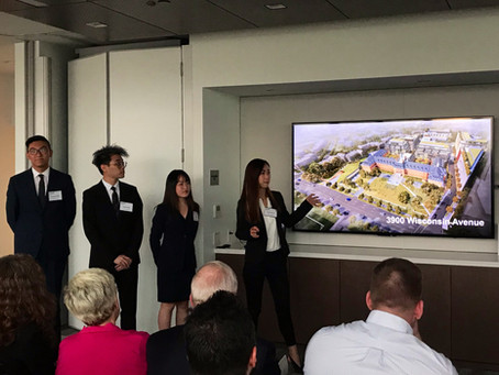 Bohler Mentors Students At Intercollegiate Real Estate Case Competition