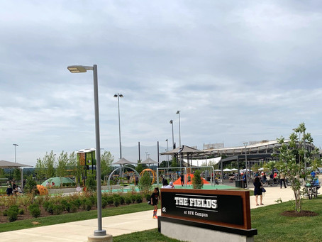 From Parking Lots to Playing Fields: Recreational Facilities Open at RFK Stadium