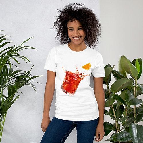 Negroni Spill Short-Sleeve Unisex T-Shirt