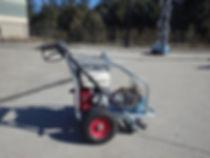 4 Hire Port Stephens 3000psi Pressure Washer