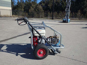 4 Hire Port Stephens 3000psi Pressure Washer