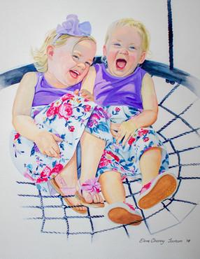 Mackenzie & Julianne