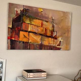 _Tarp_ acrylic on canvas #design #art #a