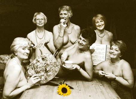 The value of shock campaigns for charities - nudity included