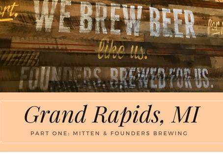 Grand Rapids Beer Trip- Part One