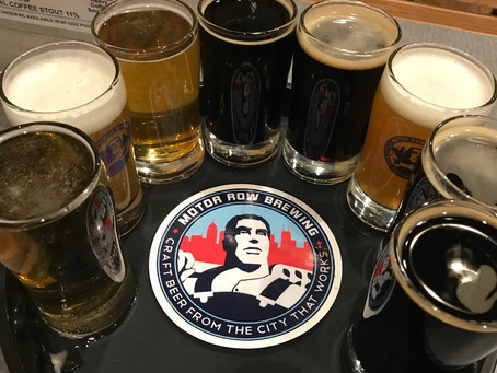 Brewery Feature: Motor Row Brewing