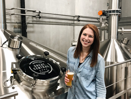 Brewery Feature: Great Central Brewing Company