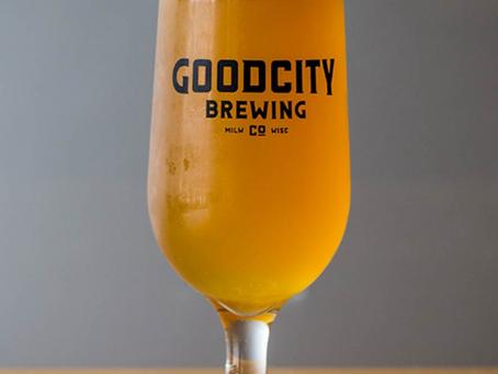 Good City Brewing- Milwaukee, WI
