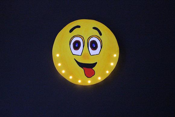 Schlummerlicht Smiley