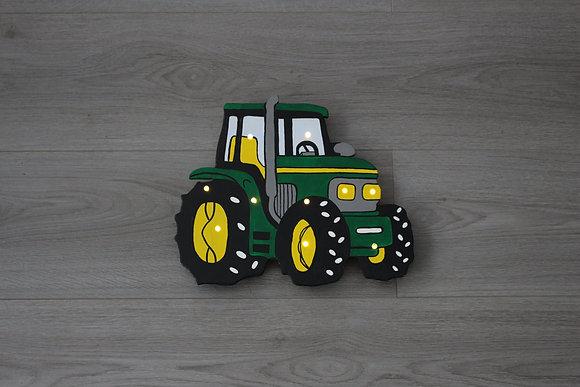 Schlummerlicht Traktor