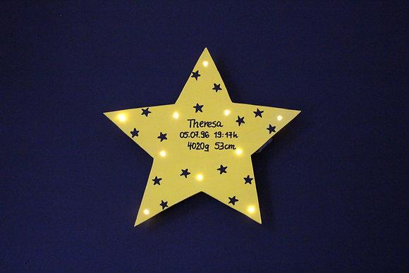 Schlummerlicht Stern