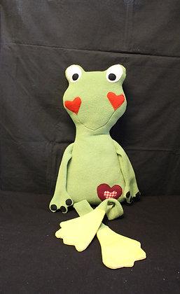 Kissen Frosch