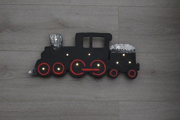 Schlummerlicht Lokomotive
