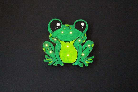 Schlummerlicht Frosch