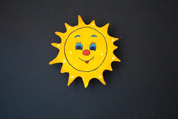 Schlummerlicht Sonne