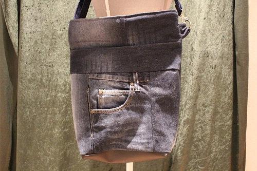 Jeans Umhängetasche