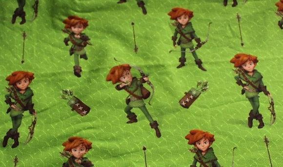 Baumwolljersey Robin Hood