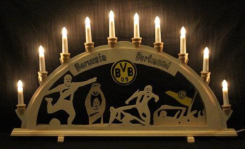 Schwibbogen Borussia Dortmund