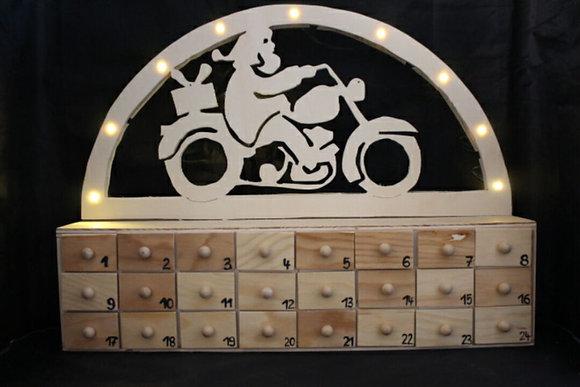 Adventskalender Motorrad