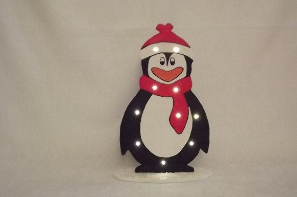Dekolicht Pinguin