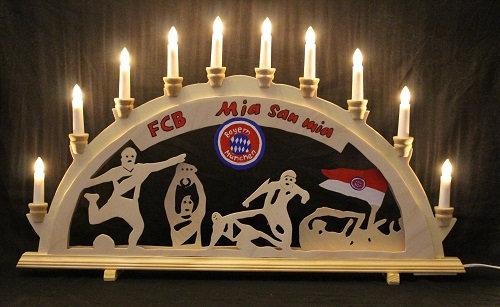 Schwibbogen Bayern München