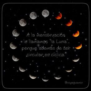 Pedagogia menstrual: El Ciclo lunar. Parte 1