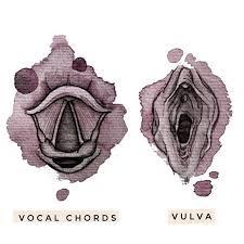 Utero y Voz (Parte 1 - Ciclo Menstrual, creatividad y voz)