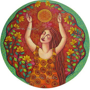 La Luna sus Rituales y la Astrología
