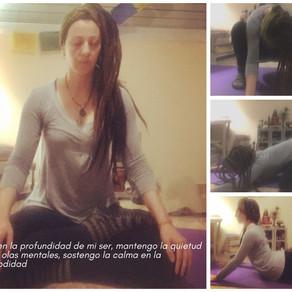 Yin Yoga & Menstruación