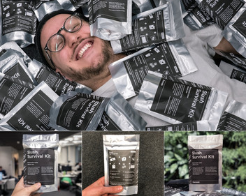 Slush 2017 give away for Evermade