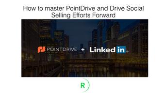 Linkedin PointDrive tutorial SlideShare
