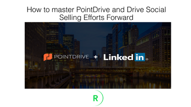 Linkedin PointDrive tutorial SlideShare