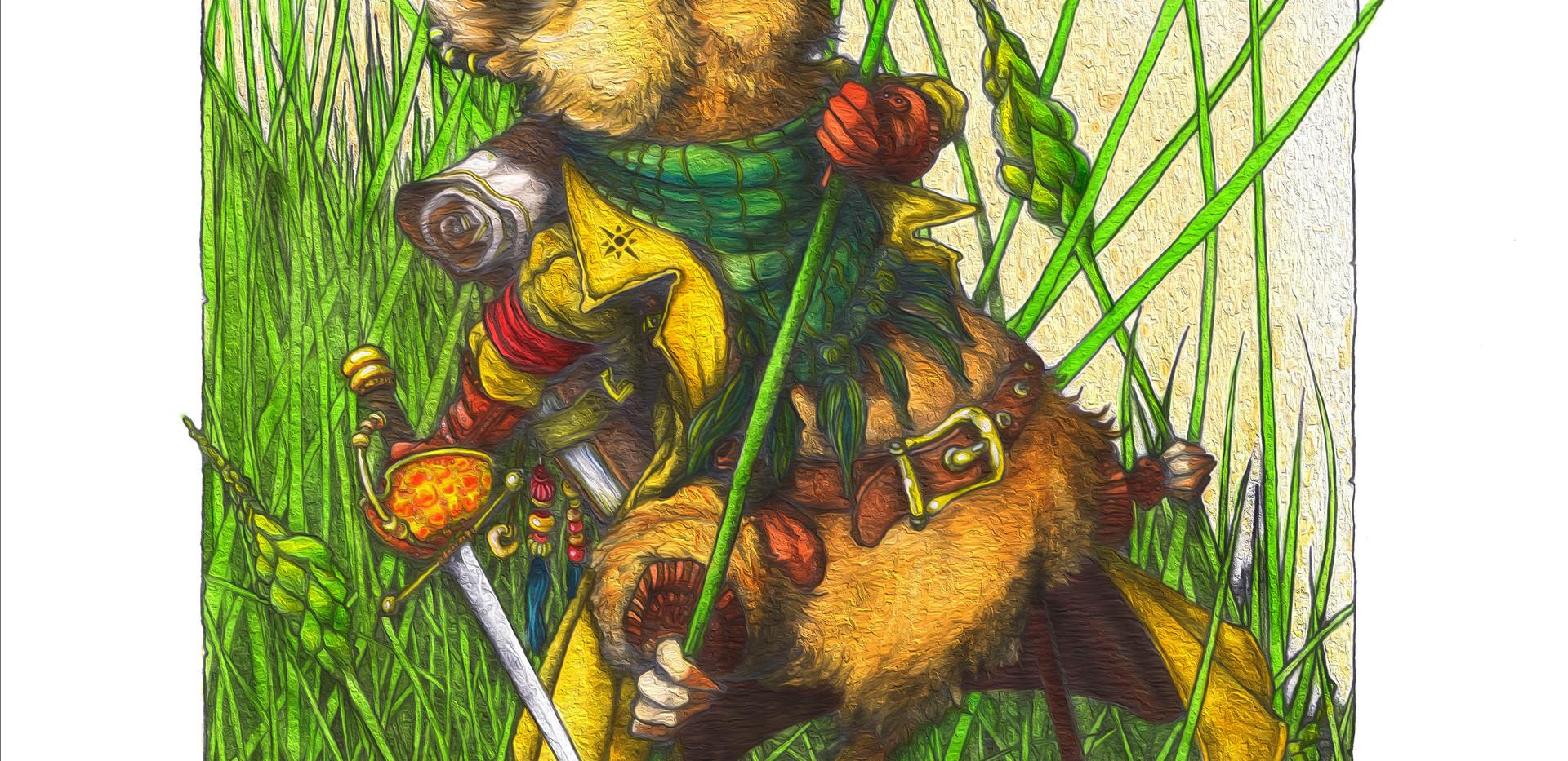 Meadow Magic: Nicodemus Quince