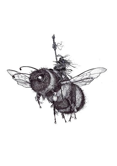 Bee Shaman