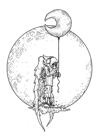 moon Surfing