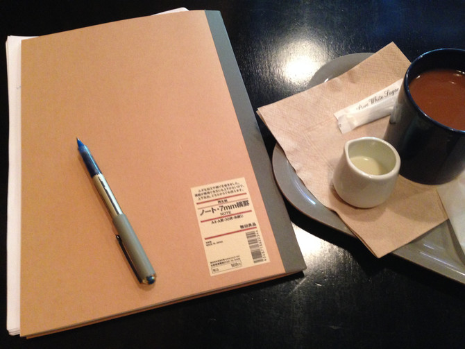 On the relationship between notebooks and the weather